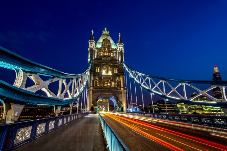 Noche en Londres